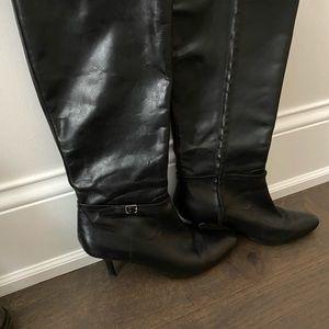 Ralph Lauren Shoes - Ralph Lauren Leather Boots SZ 9